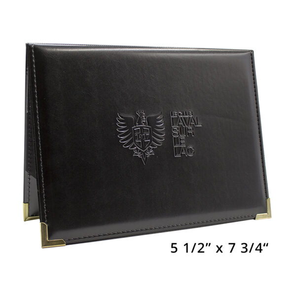 luxury photo album in leatherette