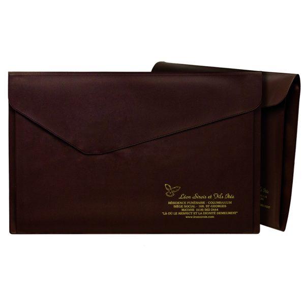 """Underarm briefcase 1"""" expansion"""