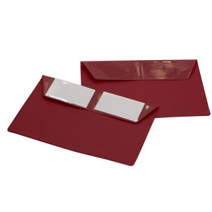 document holder with flap