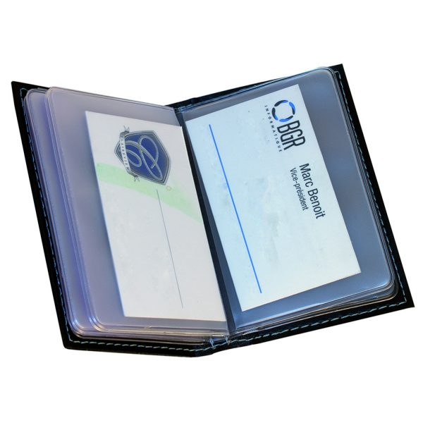 Deluxe card holder (20 cards)