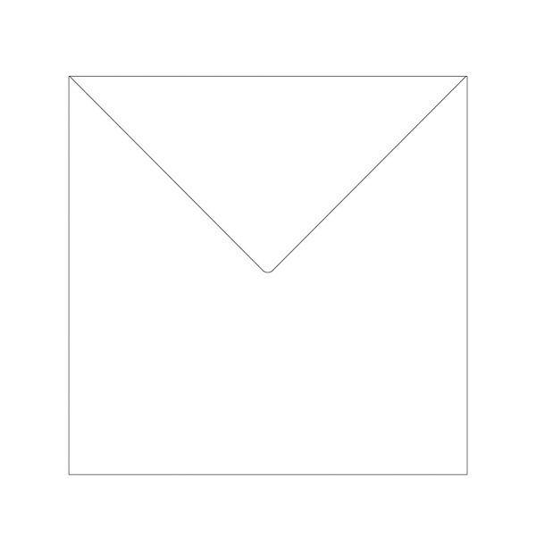 "desk calendar enveloppes 6.5 x 6.5"""