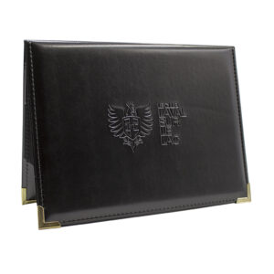 Deluxe diploma holder